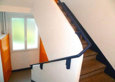 Escalier Logements Etudiants sur lorient